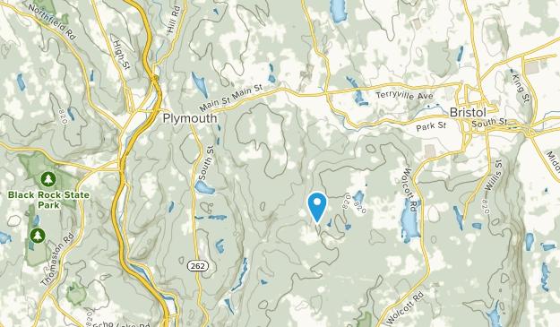 Pequabuck, Connecticut Map