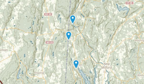 Sherman, Connecticut Map