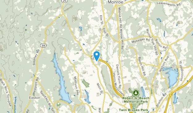 Trumbull, Connecticut Map