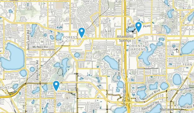 Springs In Florida Map.Best Trails Near Altamonte Springs Florida Alltrails
