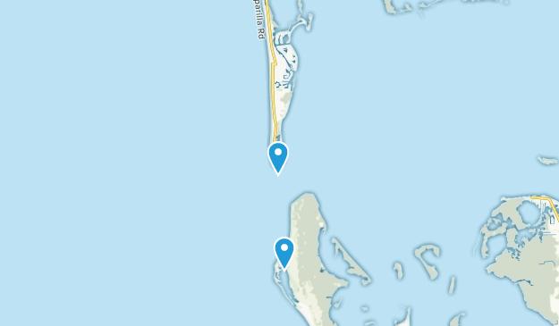 Boca Grande, Florida Map