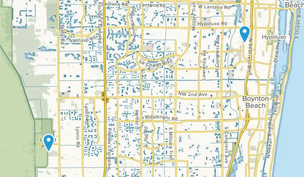 Boynton Beach Florida Map.Best Trails Near Boynton Beach Florida Alltrails