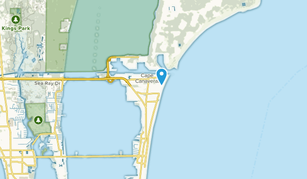 map cape canaveral florida » Free Wallpaper for MAPS | Full Maps