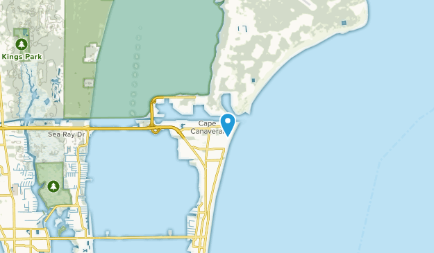 Cape Canaveral Florida Map.Best Trails Near Cape Canaveral Florida Alltrails