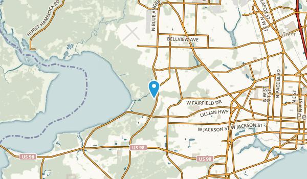 Cerny Heights, Florida Map