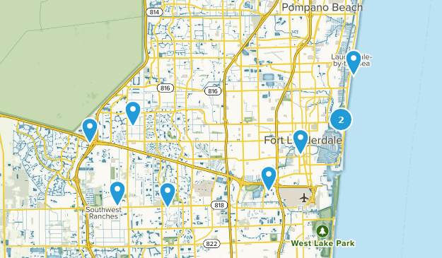 Best Trails near Fort Lauderdale, Florida | AllTrails on ft lee area map, miami area map, central florida orlando area map, sarasota area map, ft myers area map, ft lewis area map, crystal river area map, new smyrna beach area map, fort lauderdale beach map, ft. lauderdale florida map, clearwater area map, ft walton area map, gainesville area map, ft. lauderdale tourist map, fort lauderdale hotel map, fort lauderdale florida airport map, port richey area map, palm bay area map, ft knox area map, palm coast area map,