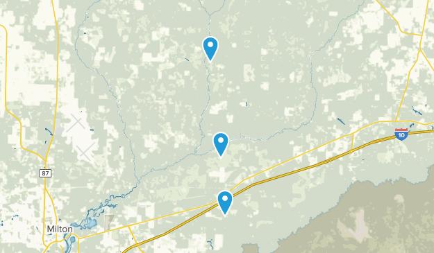 Harold, Florida Map