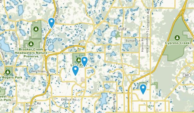 Lutz Florida Map.Best Trails Near Lutz Florida Alltrails