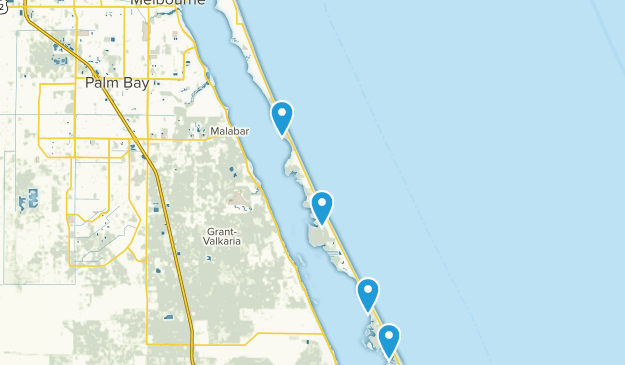 Best Trails Near Melbourne Beach Florida Alltrails
