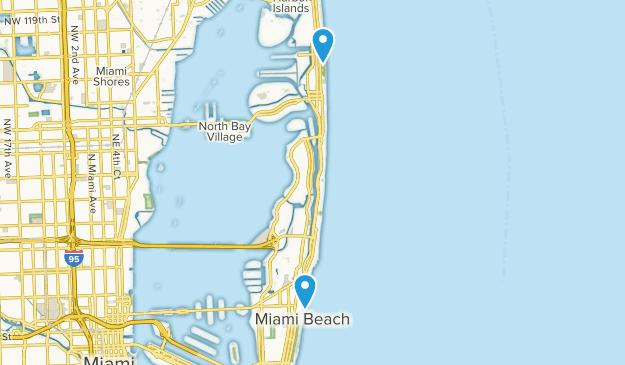 Best Trails Near Miami Beach Florida Alltrails