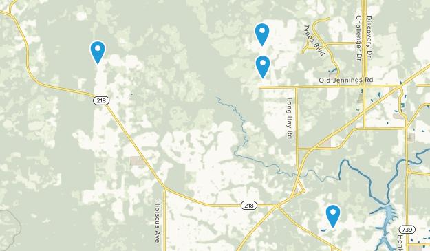 Middleburg, Florida Map