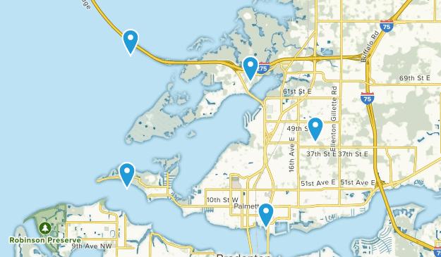 Palmetto Florida Map.Best Trails Near Palmetto Florida Alltrails