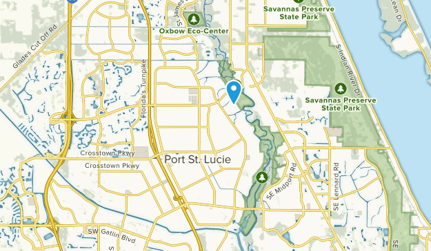 Where Is Port St Lucie Florida On The Map.Best Trails Near Port St Lucie Florida Alltrails