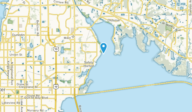 Safety Harbor Florida Map.Best Trails Near Safety Harbor Florida Alltrails