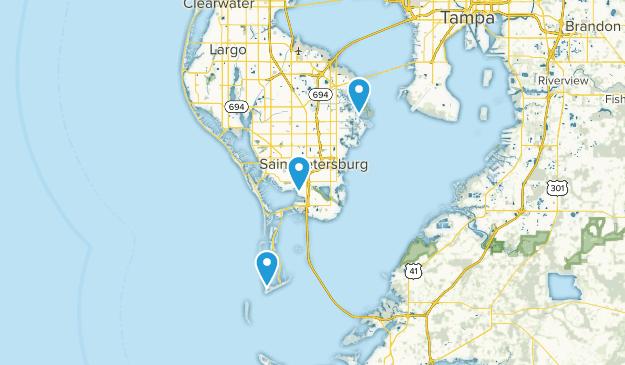 Map St Petersburg Florida.Best Trails Near Saint Petersburg Florida Alltrails