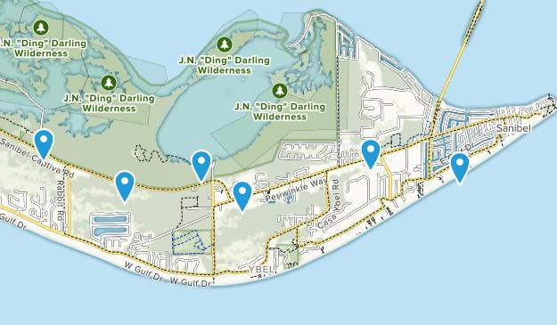 Best Trails Near Sanibel Florida Alltrails