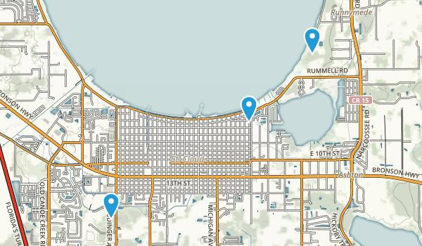 St. Cloud, Florida Map