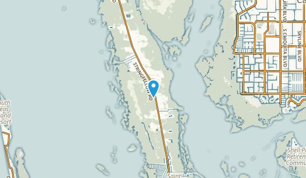 St. James City, Florida Map