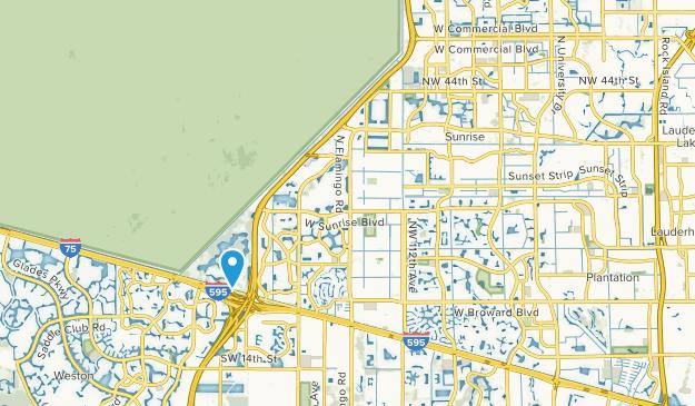 Sunrise Florida Map.Best Trails Near Sunrise Florida Alltrails