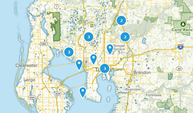 Best Trails near Tampa, Florida | AllTrails