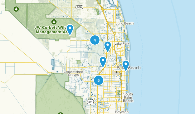 Best Trails Near West Palm Beach Florida Alltrails