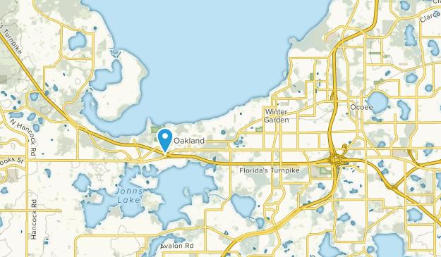 Florida On Us Map.Best Trails Near Winter Garden Florida Alltrails