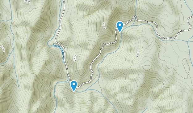 Tate City, Georgia Map