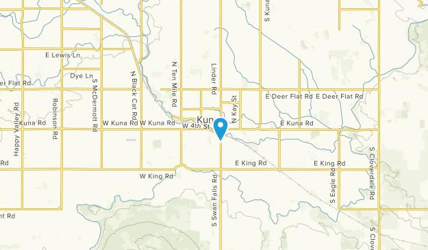 Kuna, Idaho Map