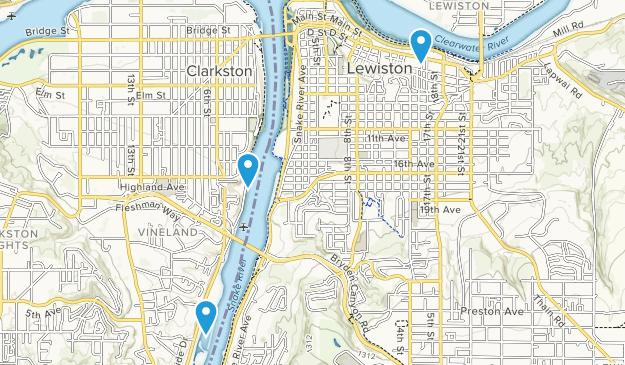 Beste Wege in der Nähe von Lewiston, Idaho | AllTrails