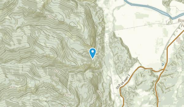 Moravia, Idaho Map