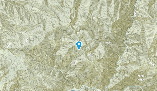 Pierce, Idaho Map