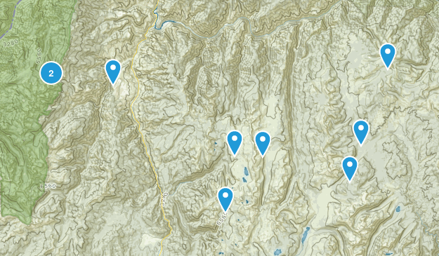 Riggins, Idaho Map