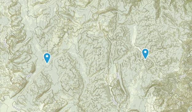 Warren, Idaho Map