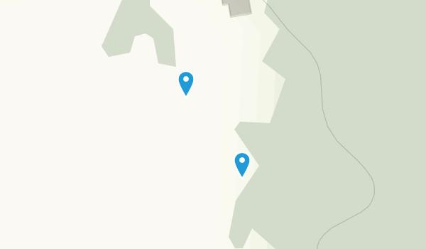 Cedar Bluff Estates, Illinois Map