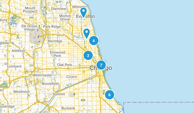 Best Trails near Chicago, Illinois   AllTrails