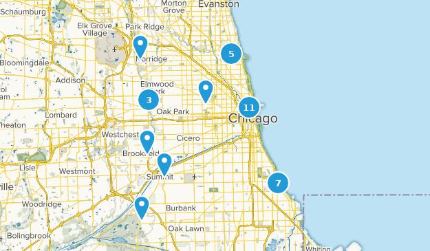 Best Trails near Chicago, Illinois   AllTrails on