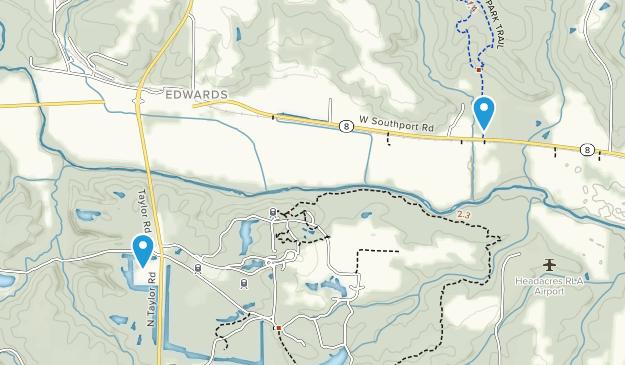 Edwards, Illinois Map