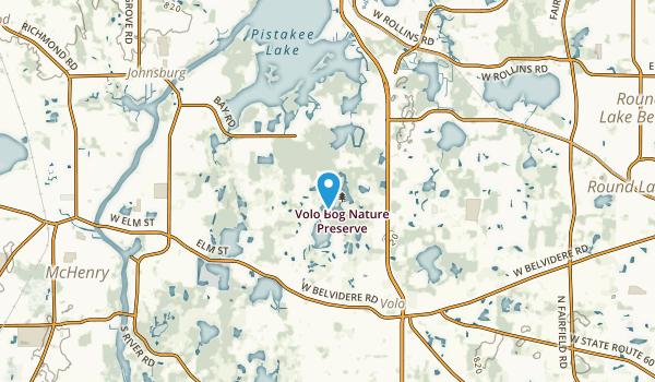 Grant, Illinois Map