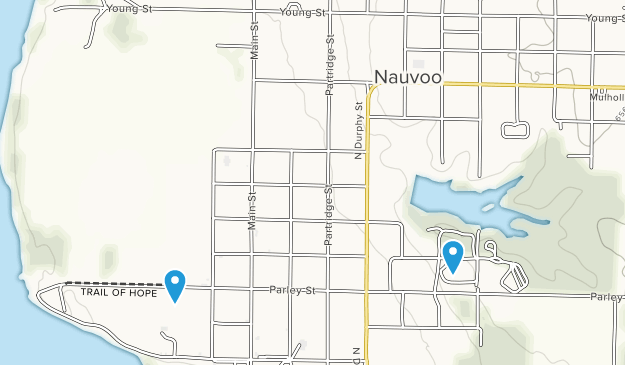 Best Trails Near Nauvoo Illinois Alltrails