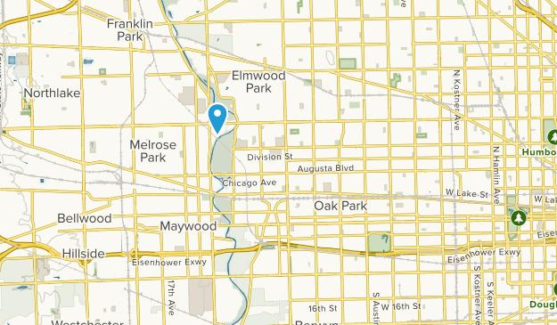 Oak Park Chicago Map.Best Trails Near Oak Park Illinois Alltrails