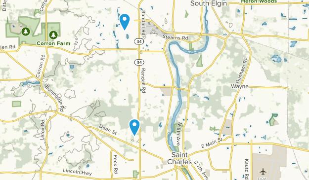 Best Trails Near Saint Charles Illinois Alltrails