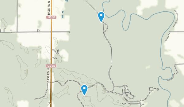 Beardstown, Indiana Map
