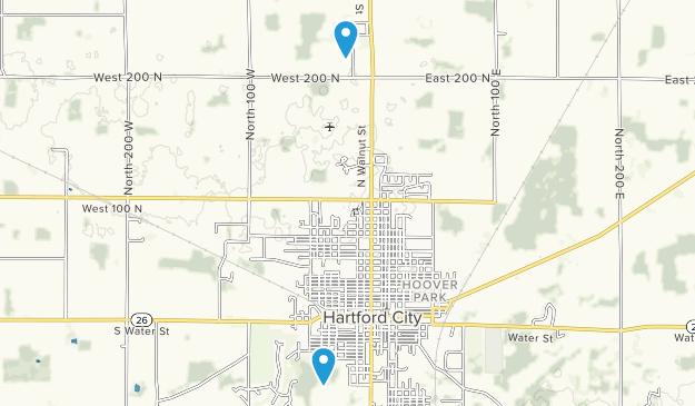 Hartford City Indiana Map.Best Trails Near Hartford City Indiana Alltrails