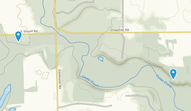 Huntertown, Indiana Map