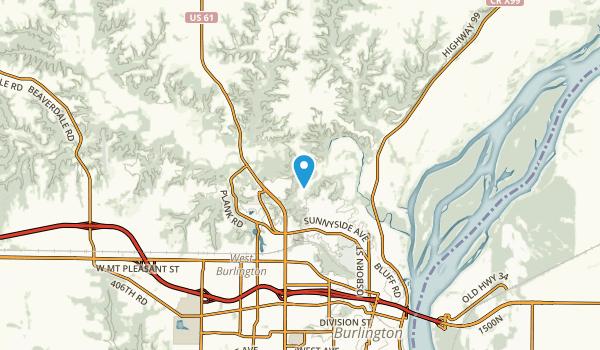 Best Trails Near Burlington Iowa Photos Reviews AllTrails - Iowa map us