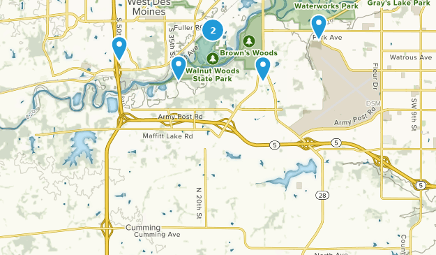 Best Trails near ming, Iowa   AllTrails on