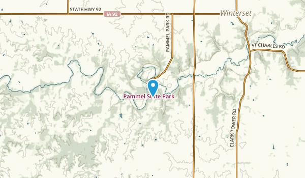 Ord, Iowa Map