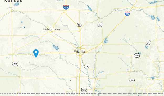 Eureka, Kansas Map