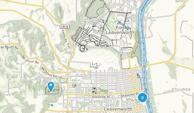 Best Trails near Leavenworth, Kansas | AllTrails