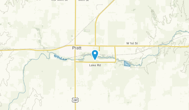 Township 12, Kansas Map